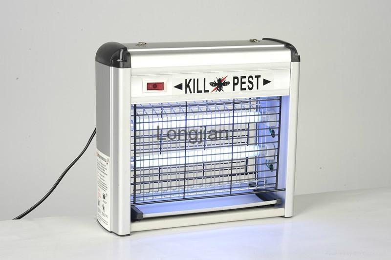 Aluminium Mosquito Killer  Lamp (CHLJ-12B) 1