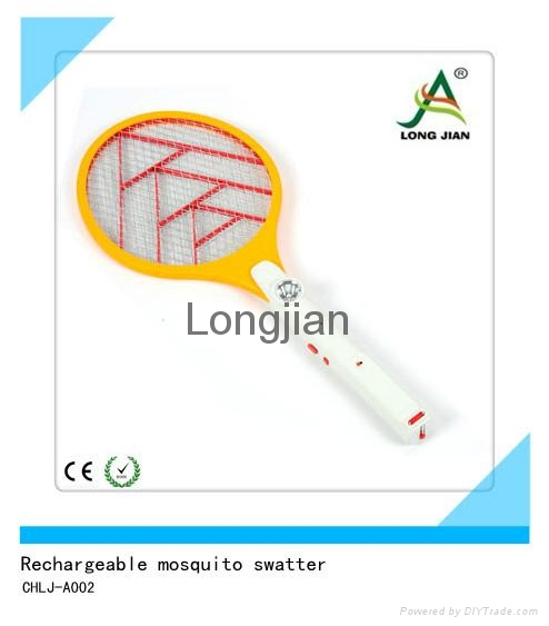 CHLJ-A002 rechargeable  mosquito  bat 1