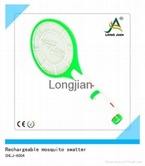 CHLJ-A004 rechargeable  mosquito  swatter