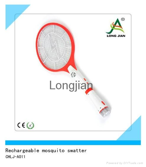 LED Rechargebale Mosquito Swatter (CHLJ-A011) 1