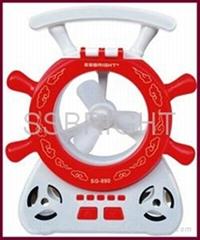 sg-880 mini  speaker with fm radio