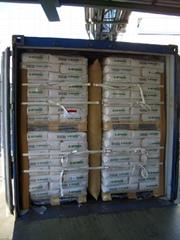 集装箱缓冲气袋应用