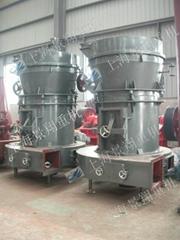 pendulum raymond mill