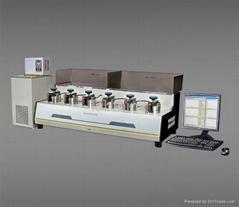 infusion bag IV bag Oxygen barrier rate (OBR) testing instrument