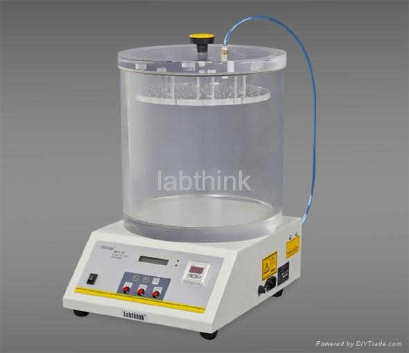 Electronic Product Testing Instruments : Infusion bag iv leak and seal strength testing