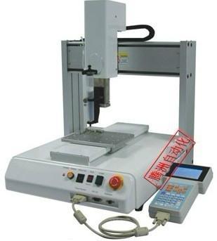 高精度桌面型点胶机 1