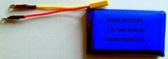 礦燈電池保護器