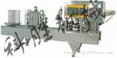 自动灌装封口机