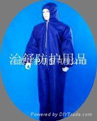 無紡佈防護服 1