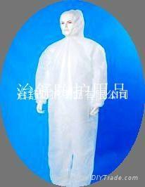 無紡佈防護服 2