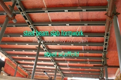 fast-installed formwork construction equipment scaffolding system