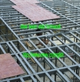 quick set steel formwork system to