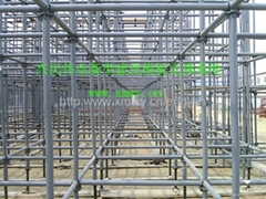 construction aluminium scaffolding tools and materials