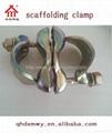 scaffolding coupler, swivel clamp,swivel coupler 1