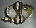 scaffolding coupler, swivel clamp,swivel coupler 3