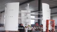 龍泉5kw垂直軸風力發電機