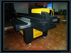 XTR 1385 flatbed printer with uv ink outdoor longlife printing media