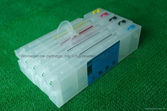 for epson sc T3070 T5070 T7070 ink cartridges refillable 1000ml