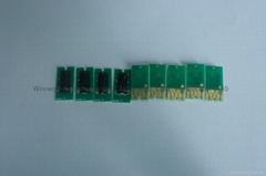 on sale for Epson Stylus Pro 7890 9890 resettable chip