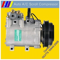 automotive scroll compressor FOR HYUNDAI