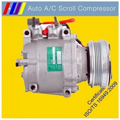 auto scroll compressor for HONDA CIVIC