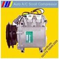 automotive air conditioner scroll compressor FOR MITSUBISHI TRUCK 1