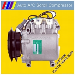 automotive air conditioner scroll compressor FOR MITSUBISHI TRUCK