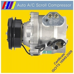 automotive AC scroll compressor FOR IVECO PROUD,IVECO TURIN V11 SEATS