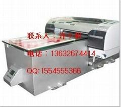 电脑操作简单的皮革制品印刷机