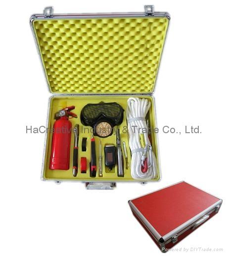 emergenc tools set,family protection safety tools kit 1