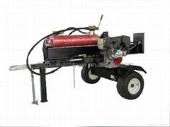 Vertical or Horizontal Gasoline Log Splitter