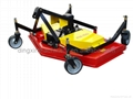 PTO towable with 4wheelers finish mower