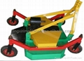 PTO towable with 4wheelers finish mower 2