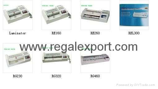 pouch laminator film laminator office equipment 5
