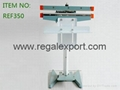 pedal foot sealing machines 1/4""