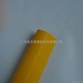 黃色碳纖維汽車貼膜