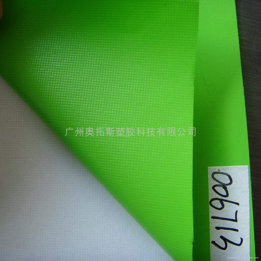 綠色亞光汽車貼膜 1