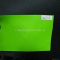 綠色亞光汽車貼膜 2