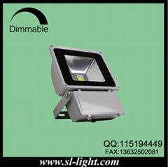80W LED投光燈