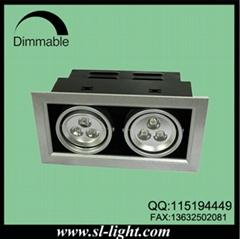 6W斗膽燈