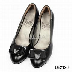 2013 New sexy ladies fashion shoes black