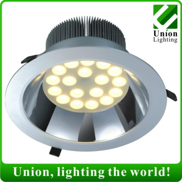 UL-527反光罩筒灯 1