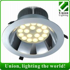 UL-527反光罩筒燈