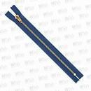 5# Brass zipper close end YG slider