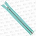 3# Plastic zipper with sliver teeth 1