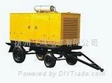 mobile power diesel generator set