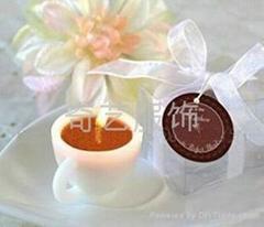 香薰咖啡杯蜡烛