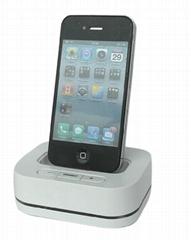 Iphone无线音频发射基座