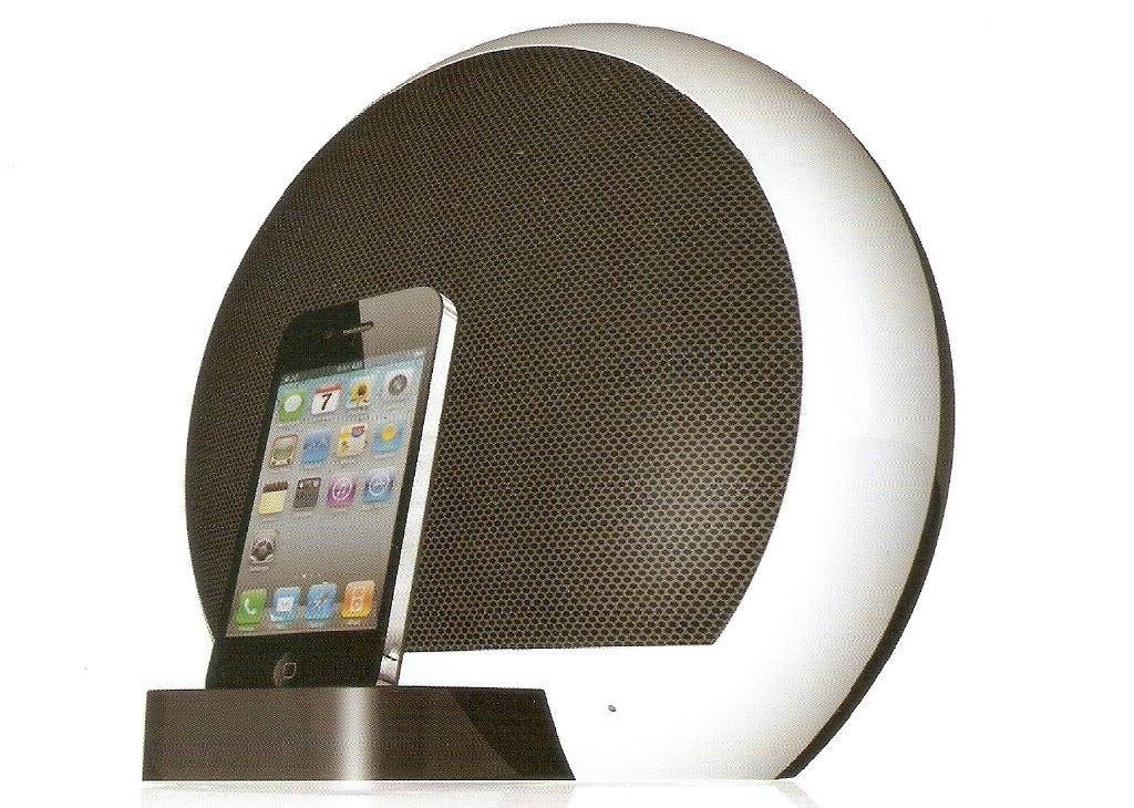 2.1 woofer Speaker for Iphone 2
