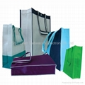 Shopping nonwoven bags made in China promotion bags